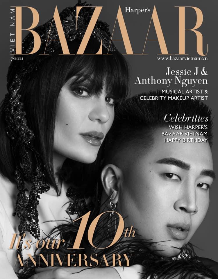 Harper's Bazaar Vietnam Feature